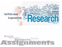 Expert Help for Assignments and Essays