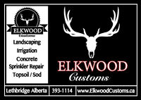 Spring into summer this year with Elkwood Customs 393-1114