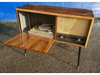 Philips RADIOGRAM TYPE F4G92A Record Player Radio