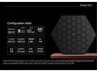 OROW 8core 4K AndroidTV (s6 s7 edge iphone