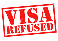 visa refused, Appeals, Deportation, Detention, Reviews, re-asses
