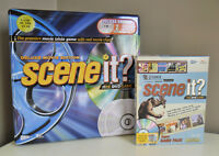 Scene it? Movie Edition DVD Game and Turner Classic Movie Add-On