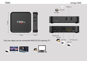 T95m Android Media Player WiFi and FREE KEYBOARD  REMOTE Regina Regina Area image 4
