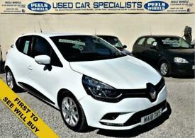 image for 2018 18 RENAULT CLIO 1.5 DYNAMIQUE NAV DCI * 5 DOOR WHITE * FAMILY CAR * DIESE