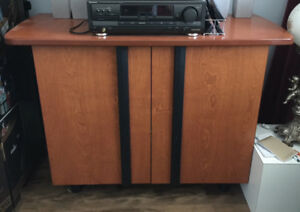 Solid Buffet Cabinet