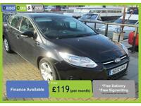 Ford Focus 1.6TDCi ( 115ps ) 2012 Edge NEW SHAPE £20 a year tax