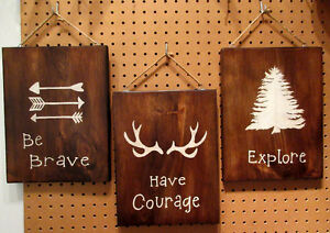 Personalized hand painted wood sign Kawartha Lakes Peterborough Area image 10