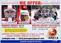 Arena Pro Adult Men's Hockey