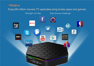 T95Z Plus Amlogic S912 Android TV BOX 2G/16G Media Player 2.4G&5 Kitchener / Waterloo Kitchener Area image 5