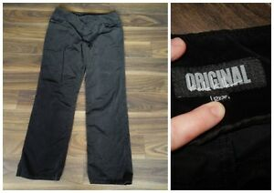 Worn once (velvet style pants) 12 x 30