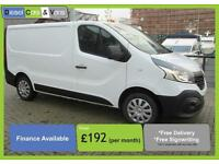 Renault Trafic 1.6dCi SWB Van SL27 115 Business ** NEW SHAPE **