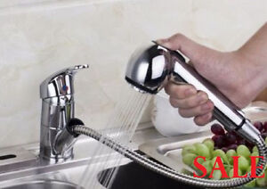 KITCHEN FAUCET, SINGLE HOLE PULL OUT KITCHEN FAUCET *SALE PRICE*