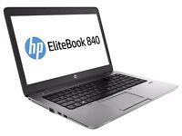 HP Elitebook 840 G2 i7-5600U 16GB 512GB SSD Fingerprint login