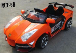 Kids ride on Motor cycles & cars with warranty $160 to $440