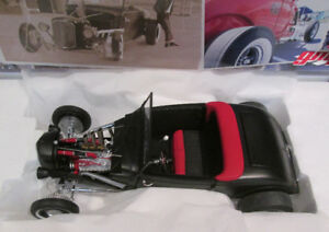 Diecast 1/18 GMP Ford 1934 Crazy Ben's Rat Rod