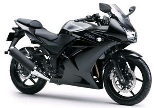 Looking for sports bike ready to drive