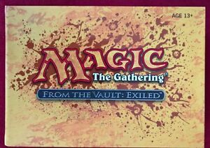 Magic the Gathering From the Vault : Exiled Never been opened!