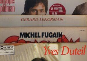 Disques Vinyl Neufs Variétés Françaises Prix réduits