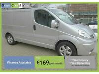 Renault Trafic 2.0dCi SL27 115PS SPORT 1 ( Eco ) SL27 Phase 3 ( Sat Nav )