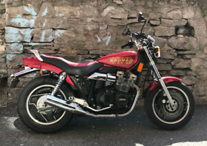 My 1986 Yamaha YX 600S  PLUS CASH for your R Series BMW