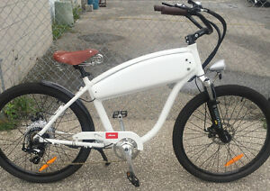 ....ELECTRIC BICYCLES....