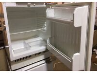 Used under bench integrated fridge in good condition