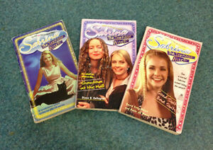 3 pocketbooks -- Sabrina the Teenage Witch