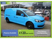 Volkswagen Caddy Maxi 1.6TDI Ex Bristish Gas AIRCON E/PAC £1500 worth of extras