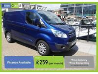 Ford Transit Custom 2.2TDCi (125PS) 270 L1H1 Limited ** ONLY 26000 **