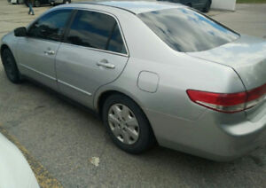 2003 Honda Accord AS IS - $1000