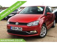VOLKSWAGEN POLO 1.2 SE TSI 5D 90 BHP FULL SERVICE HISTORY + JUST SERVICED