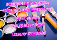 Professional Independent Painter/ Pressure Washing