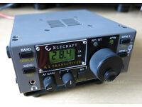 Elecraft K1 - 4 Fully Loaded QRP Ham Radio