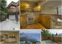 Condo Canmore Downtown - 4 bedrooms