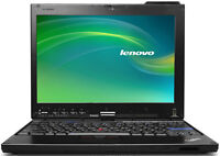 Lenovo ThinkPad X201 Fast Ultraportable Business Laptop