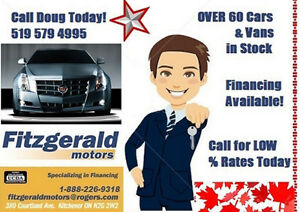 Fitzgerald Motors Offers Auto Service repair 519 579 4995