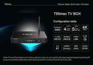 Android Tv Box Sale All New 2016 T95 Max Octacore I68 2gb T95 M