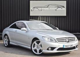Mercedes C216 CL 600 5.5 V12 BiTurbo Coupe * AMG Styling +Massive Specification*