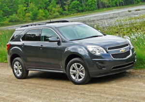 Like NEW 2011 Chevy Equinox (Safetied) W/ Brand New Winter Tires