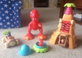 Happy Land Dinosaur Play Set