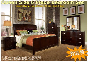 Supper Saving On Queen Size Euro Top mattresses and Box Peterborough Peterborough Area image 6