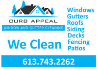 Does the outside of your home need some cleaning up ?