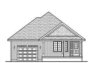 25 Barron Blvd, Lindsay - Home to be Built on Large Lot on River Kawartha Lakes Peterborough Area image 1