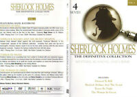 Sehrlock Holmes - The Definitive Collection (6 DVDs, 37 Features