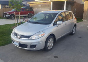 2008 Nissan Versa Hatchback - ONLY 81,000km