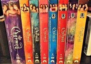 ALL 8 SEASONS OF CHARMED USED BUT IN GREAT CONDITION