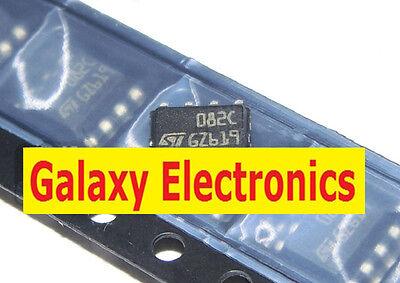 10pcs New Original Tl082cdt Chip Tl082 Op Amp Smd Sop-8