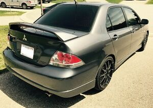 2006 Mitsubishi Lancer Ralliart Sedan
