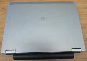 "HP EliteBook 12"" ultraportable Intel vPro Core 2 Duo - 4 GB"