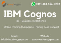 IBM Cognos Business Intelligence Online Training